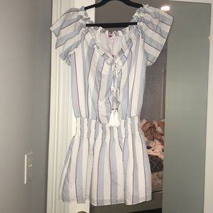 BRAND NEW W TAG PARKER SUMMER DRESS. SMALL